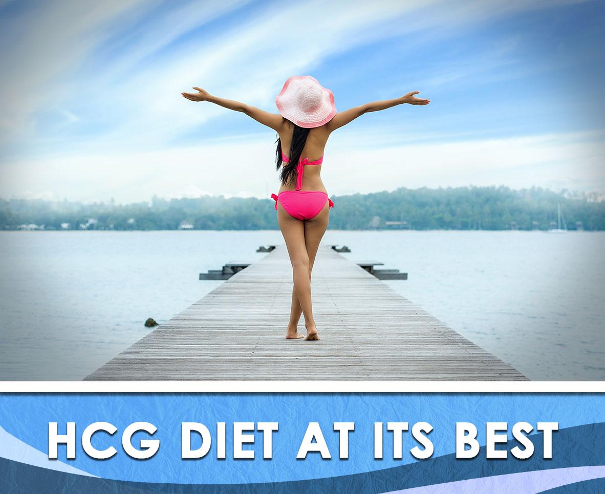 HCG DIET AT ITS BEST