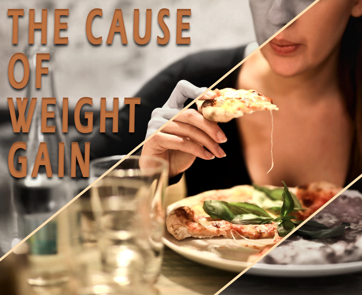 THE CAUSE OF WEIGHT GAIN