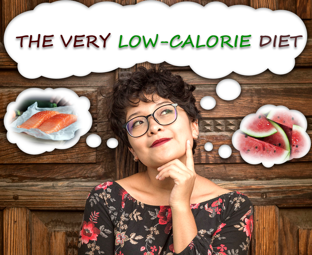 THE VERY LOW-CALORIE DIET