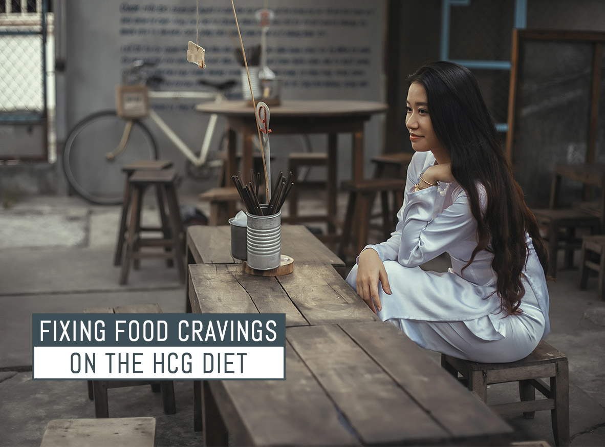 FIXING FOOD CRAVINGS ON THE HCG DIET