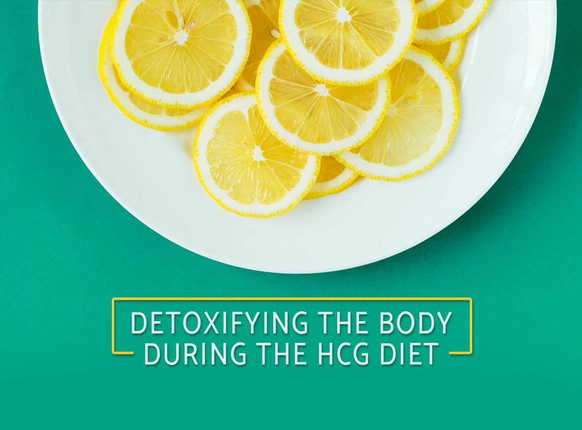 DETOXIFYING THE BODY DURING THE HCG DIET