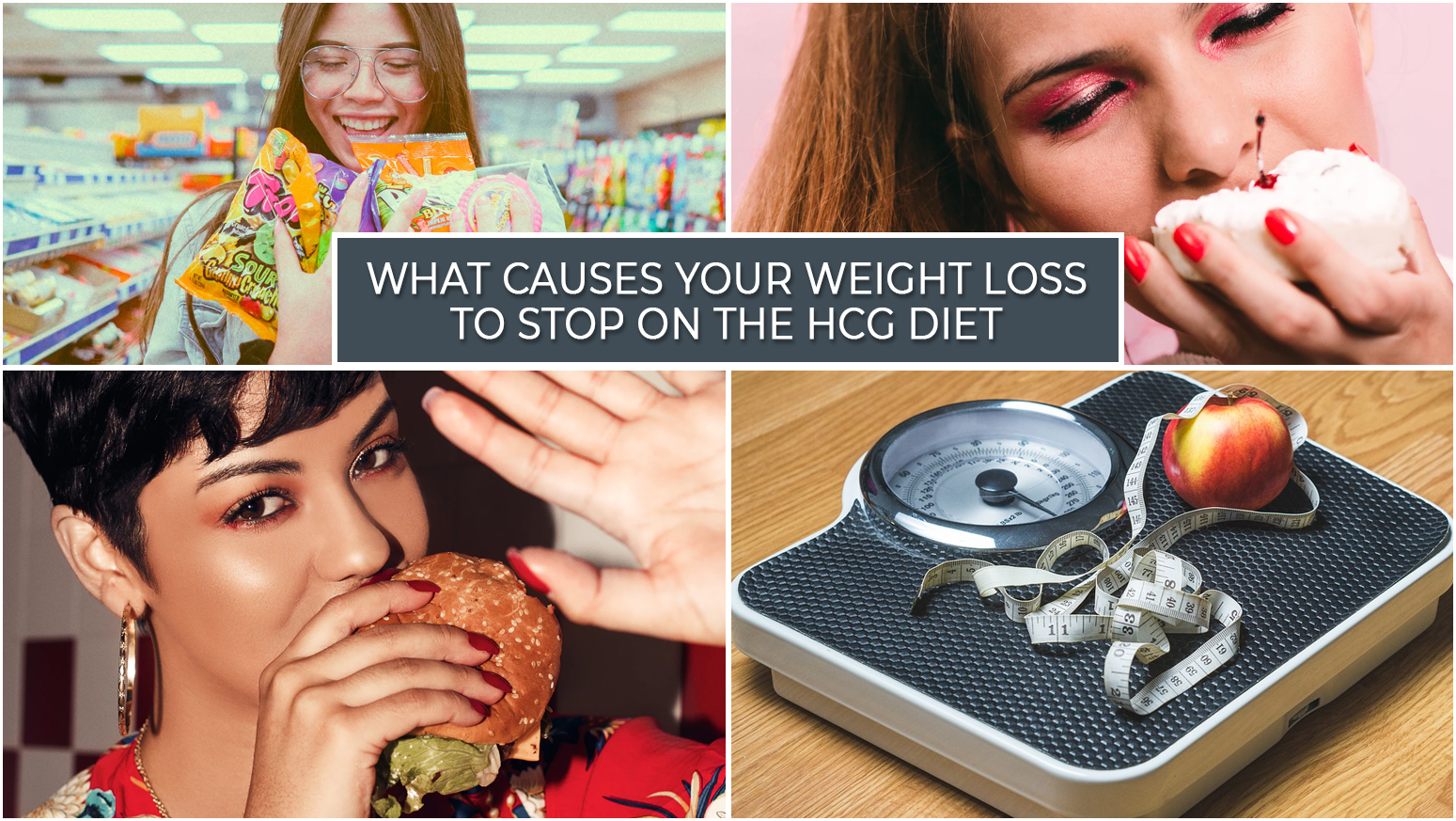 WHAT CAUSES YOUR WEIGHT LOSS TO STOP ON THE HCG DIET