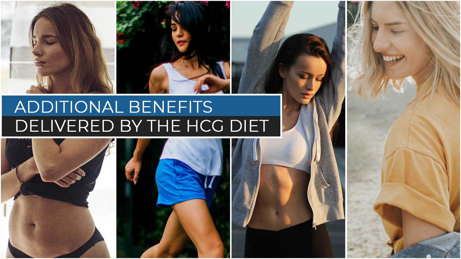 ADDITIONAL BENEFITS DELIVERED BY THE HCG DIET