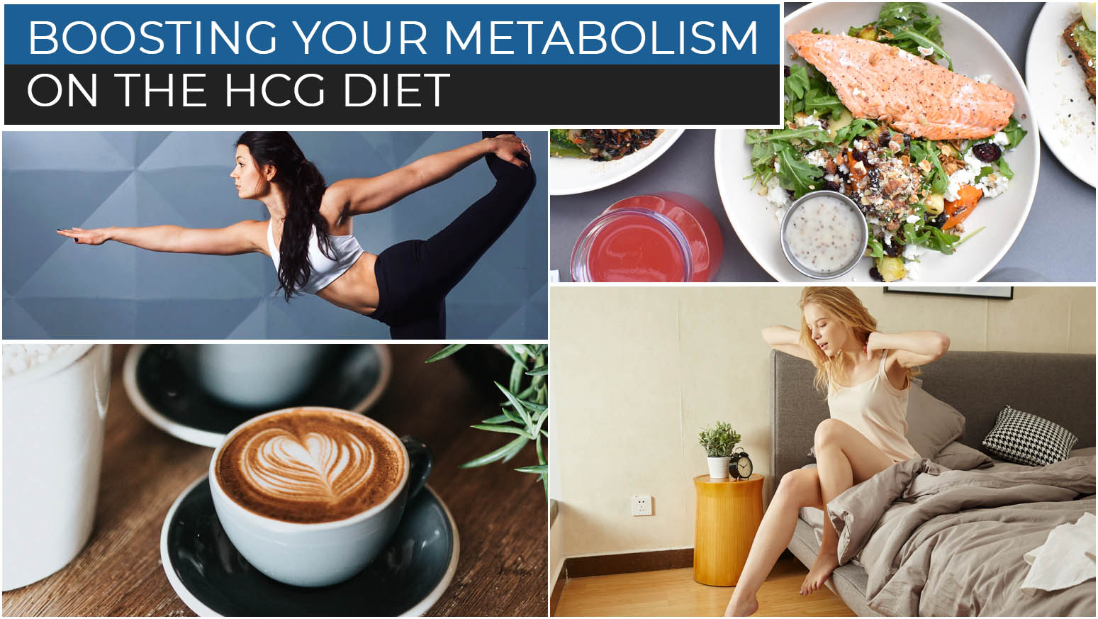 BOOSTING YOUR METABOLISM ON THE HCG DIET