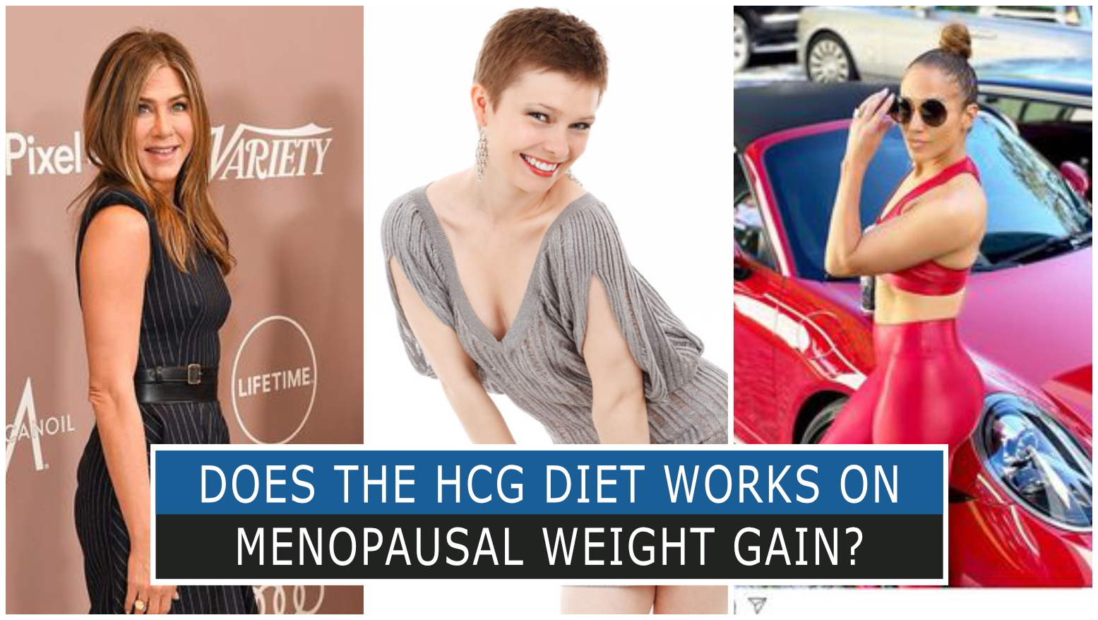 DOES THE HCG DIET WORKS ON MENOPAUSAL WEIGHT GAIN?