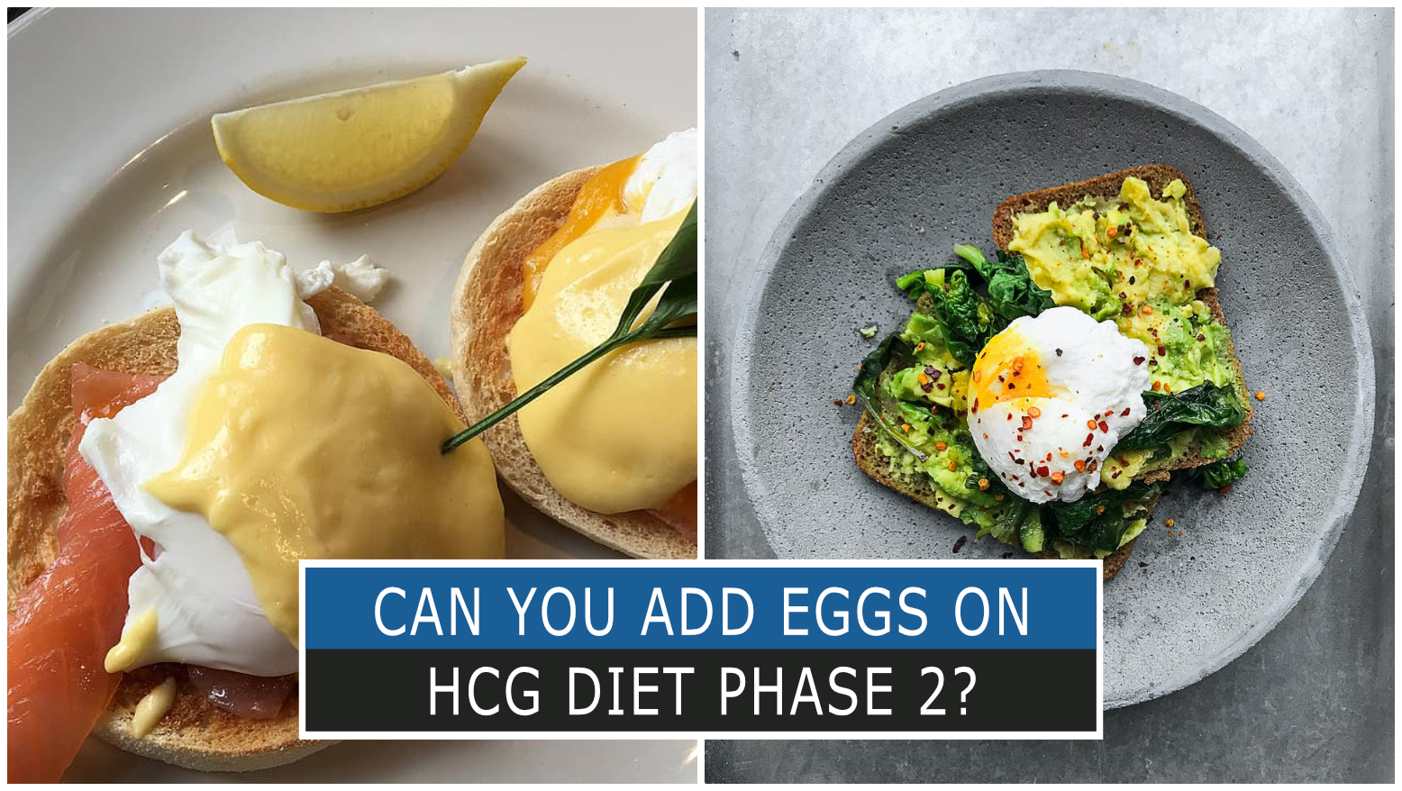 CAN YOU ADD EGGS ON HCG DIET PHASE 2?
