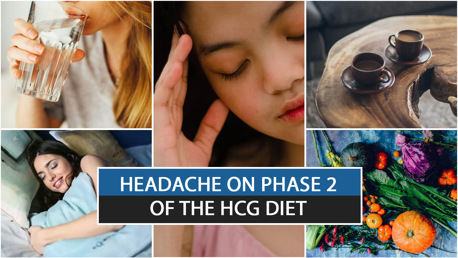 HEADACHE ON PHASE 2 OF THE HCG DIET