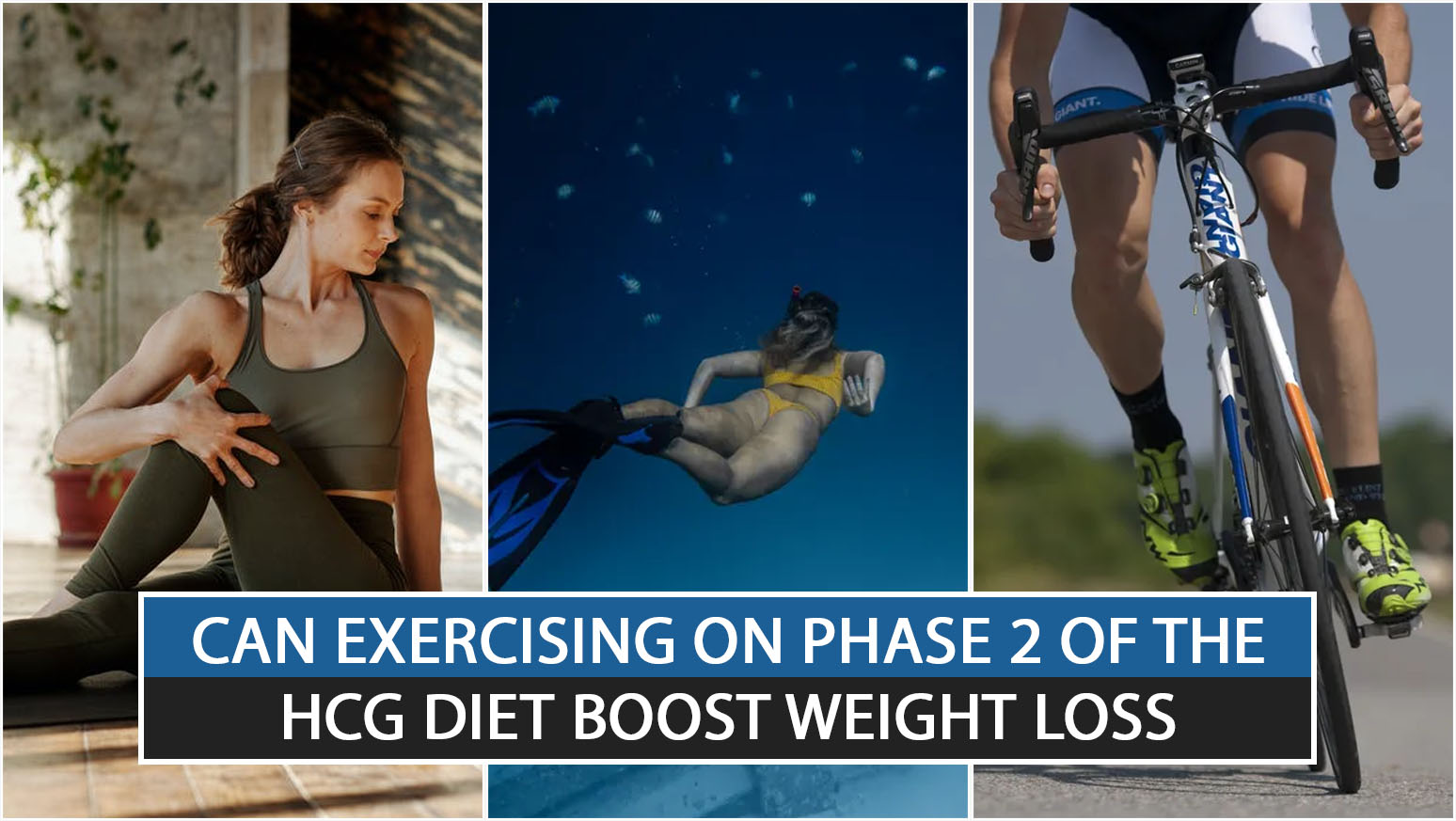CAN EXERCISING ON PHASE 2 OF THE HCG DIET BOOST WEIGHT LOSS?