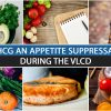 IS HCG AN APPETITE SUPPRESSANT DURING THE VLCD