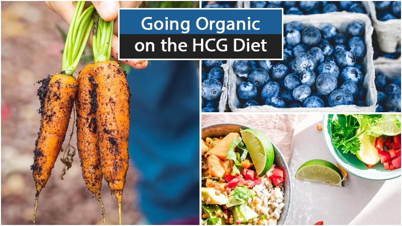 Going Organic on the HCG Diet