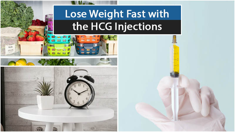 Lose Weight Fast with the HCG Injections